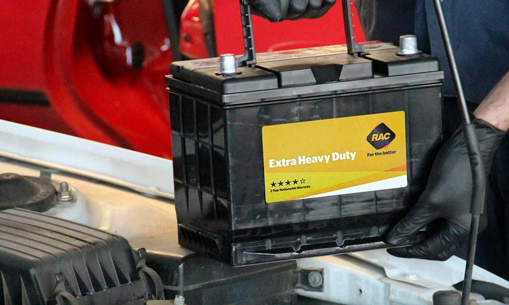 Car Batteries - delivery and installation   RAC WA