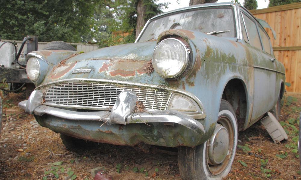 Classic car restoration: getting started | RAC WA
