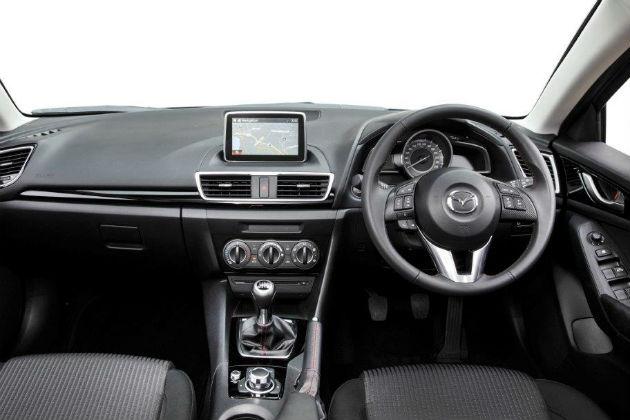 2014 Mazda 3. Car Review