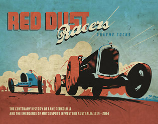 Red Dust Racers book cover